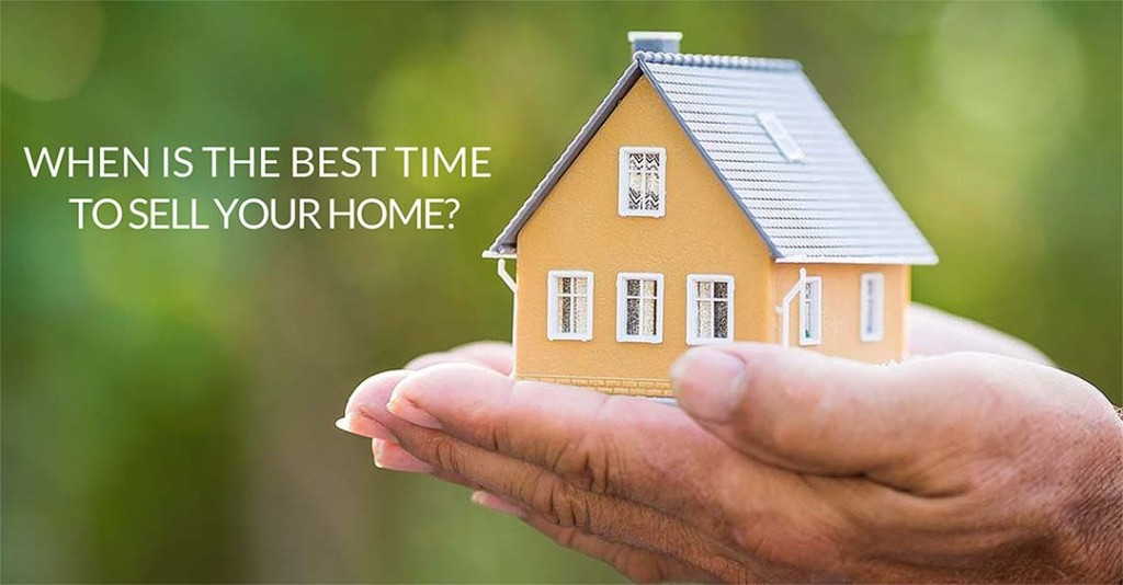 SPRING IS THE BEST TIME TO SELL YOUR HOME