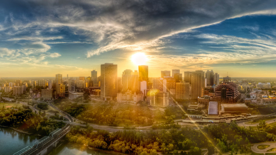 pic of edmonton